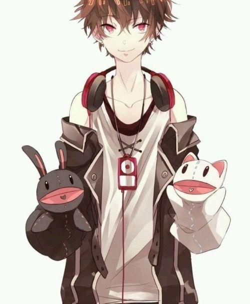 Brown Hair Anime Anime Characters Anime Guys