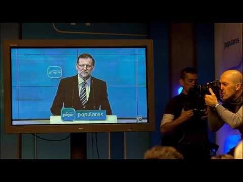 Rajoy tendrá que testificar físicamente y no por videoconferencia juicio...