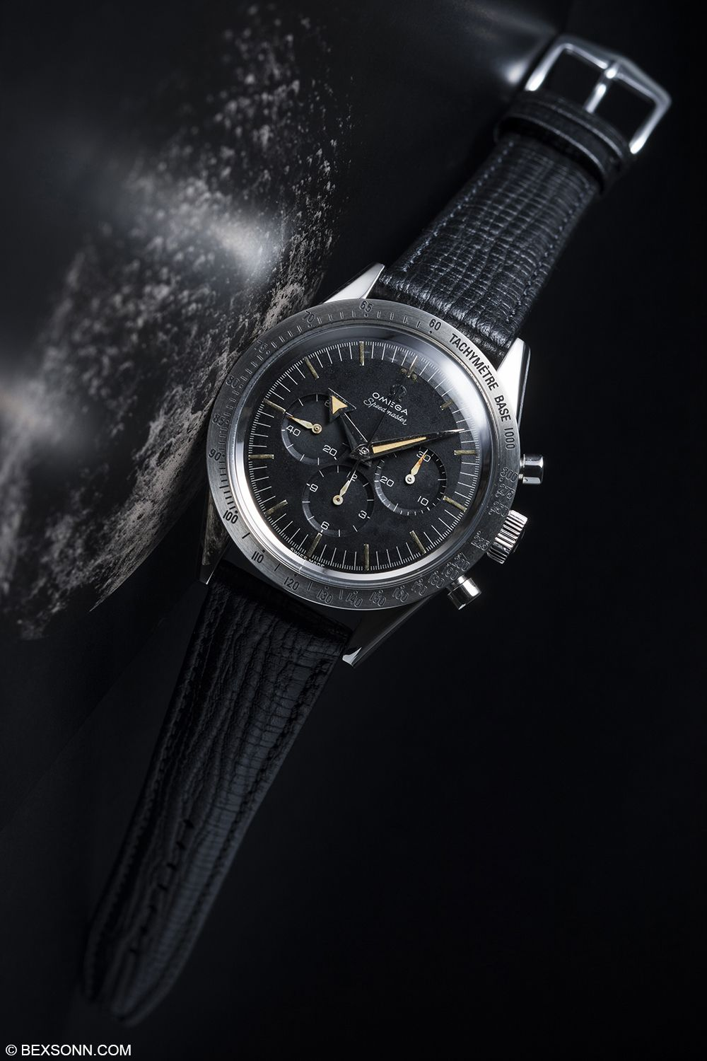 Another timepiece from the upcoming WoKB March Auction - Lot 266: Omega Speedmaster CK2915-3 #SpeedyTuesday