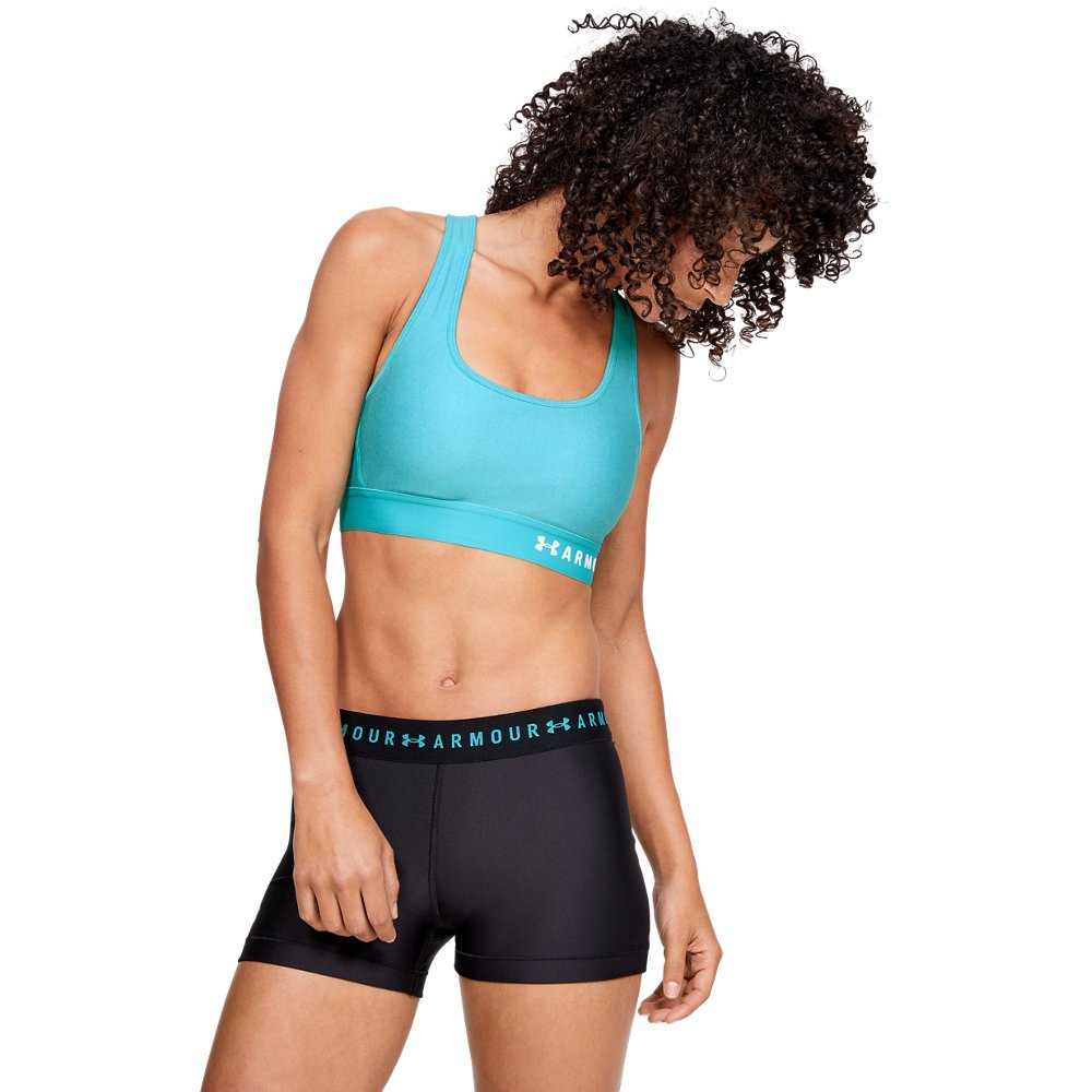 Gym Fitness Running Ladies Womens New Under Armour Sports Bra Top Yellow