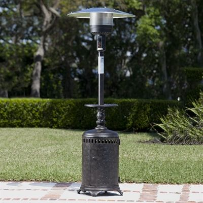 Fire Sense 61919 Sedona Cast Aluminum 41,000 BTU Propane Patio Heater