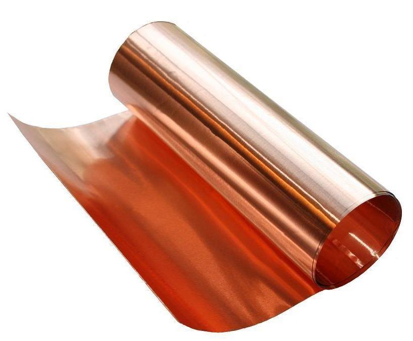6 X 4 3 Mil 003 Copper Foil Copper Sheets Copper Foil Copper Roll