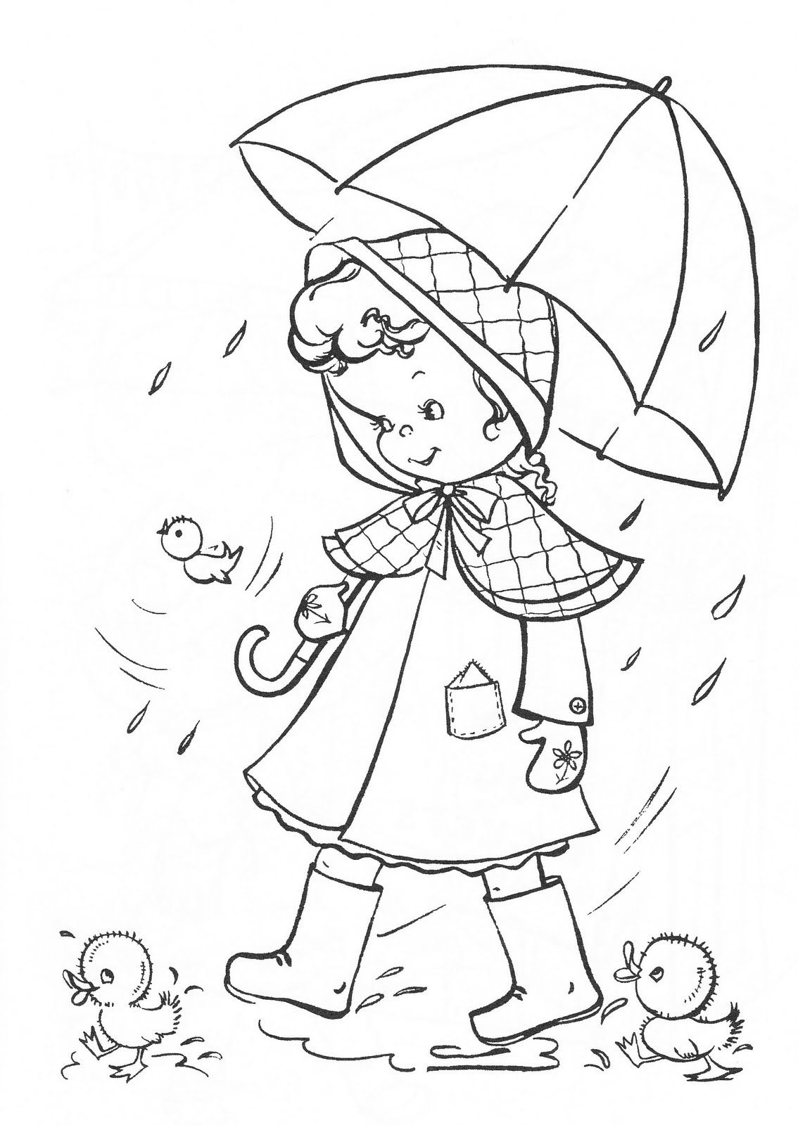 Blue Bonnet | Lluvia y sombrillas y parasoles | Pinterest | Lluvia ...