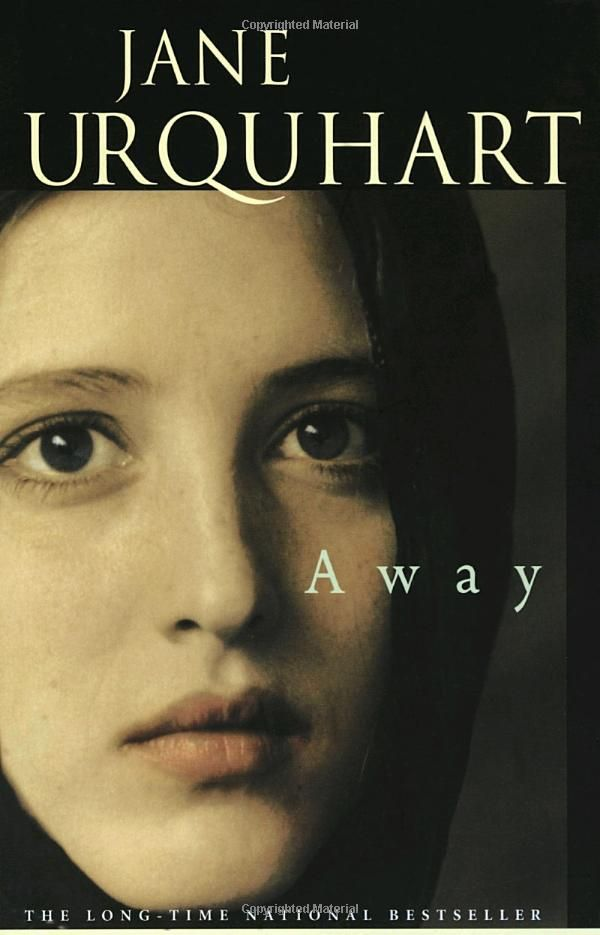 Away: Jane Urquhart: 9780771086502: Books - Amazon.ca