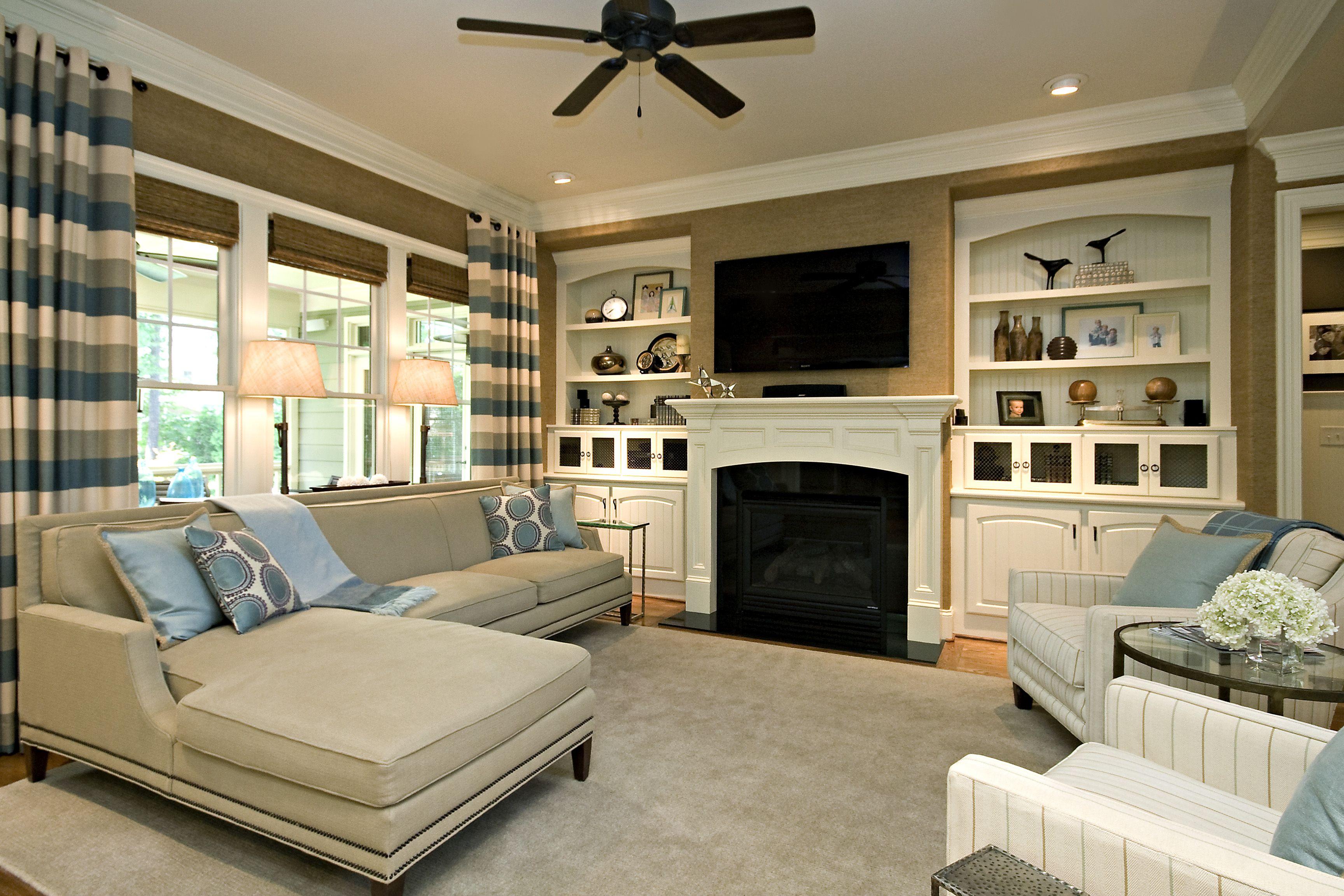 Modern family living room bonus room ideas  driggs designs  interior design raleigh nc