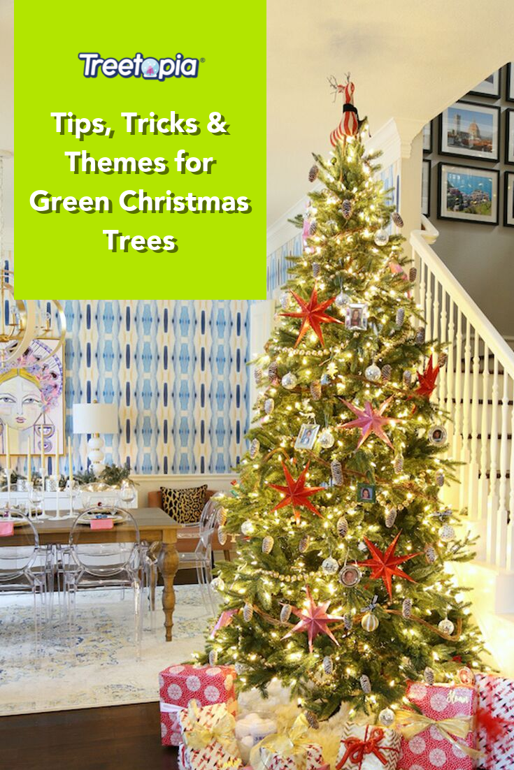 Decorating Green Christmas Trees Your Ultimate Guide Green Christmas Tree Green Christmas Christmas Tree