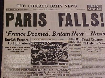 Image result for newspaper headlines paris