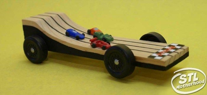 Pinewood Derby Car Cub Scouts Pinterest Pinewood Derby