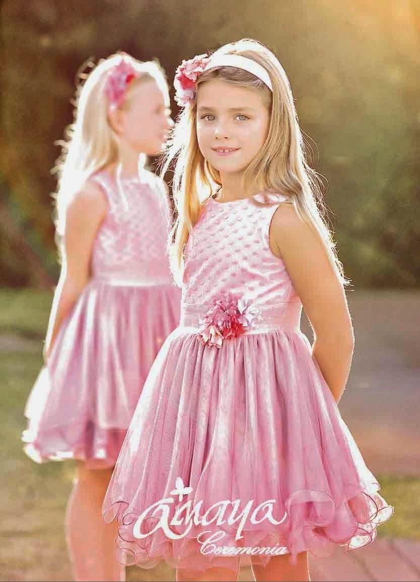 Ceremonia ss15 Amaya | Moda infantil | Pinterest | Moda infantil ...