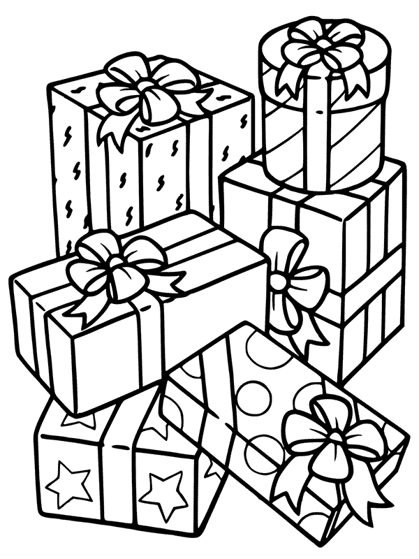 Presents Coloring Pages Best Coloring Pages For Kids Christmas Present Coloring Pages Christmas Gift Coloring Pages Christmas Coloring Sheets