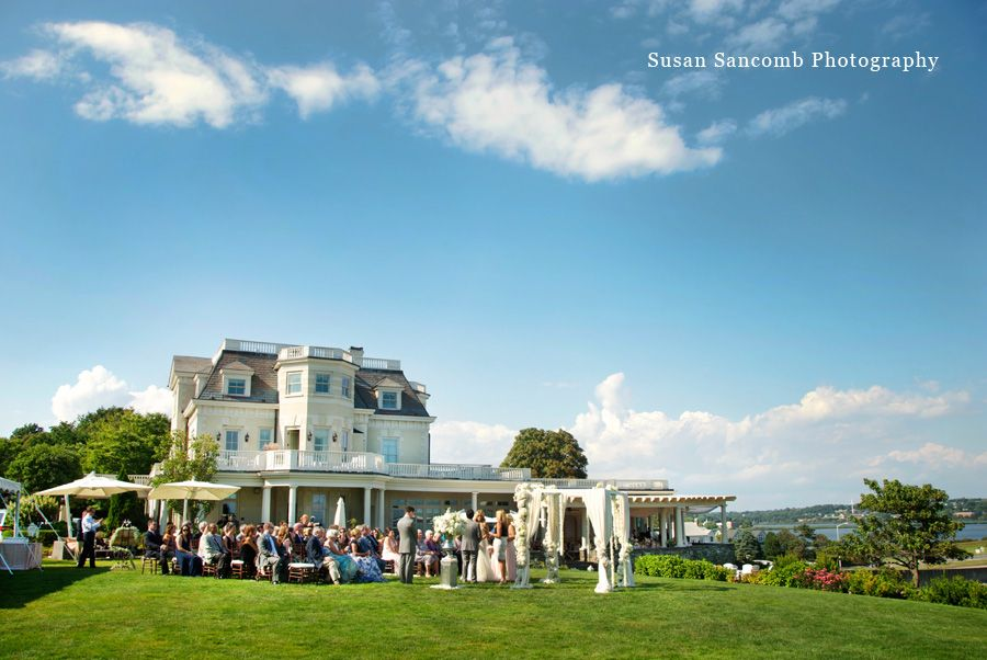 The Chanler Newport RI Wedding Photography Spiced Pear