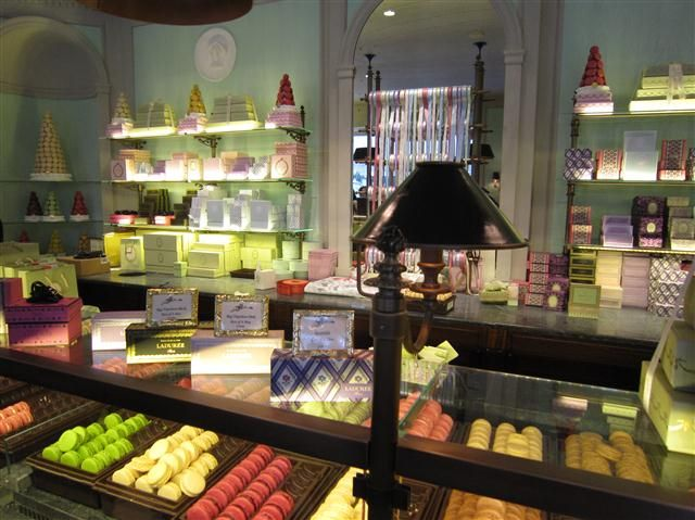 Ladurée Parisian Macarons Manhattan New York The Best Ever