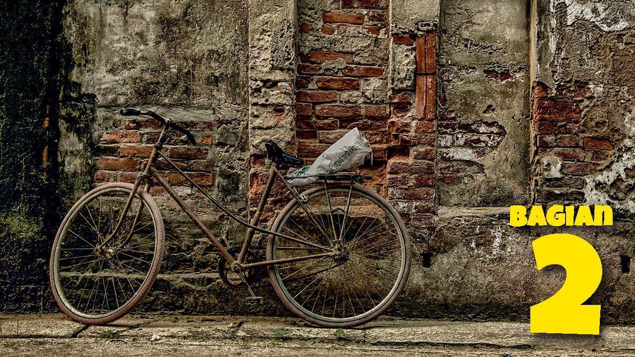 Sepeda Ontel Tua Penjual Sapu Bagian 2 Di 2020 Sepeda Penuaan
