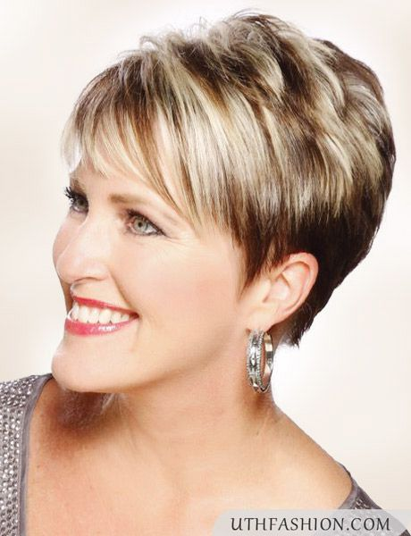 Latest Short Hairstyles For Women Over 50 40 Hair