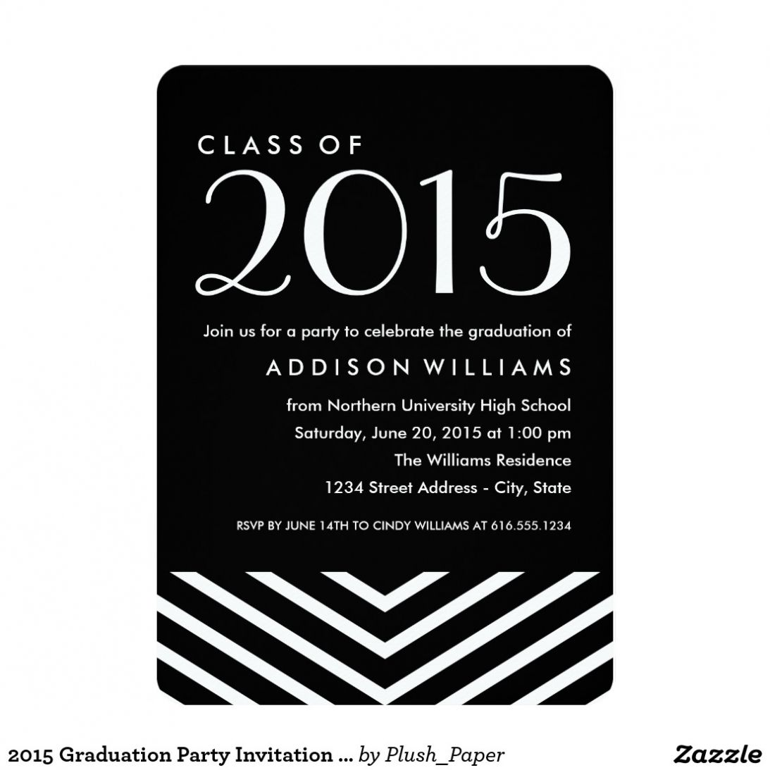 Graduation Party Invitations 2015 to give you inspiration in making