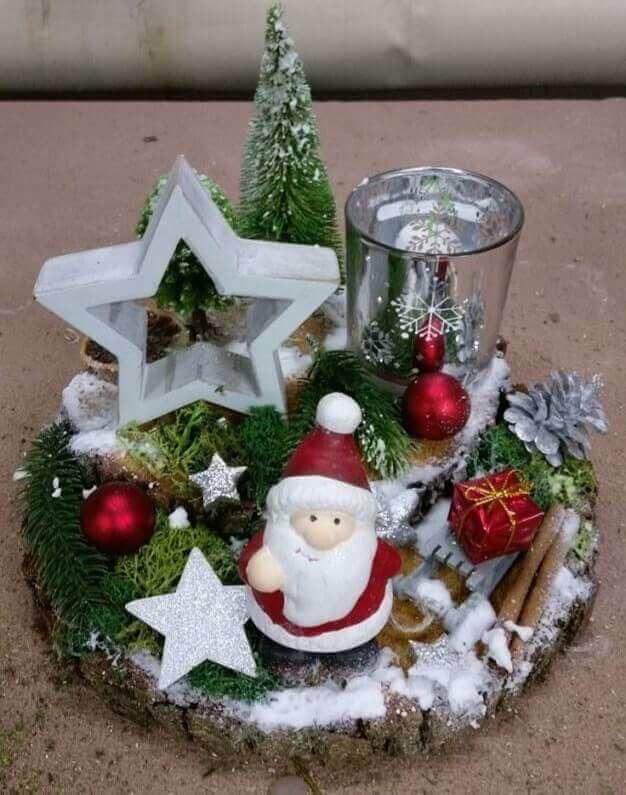Photo of 25 Gorgeous Christmas Table Centerpieces Decoration Ideas | Munchkins Planet