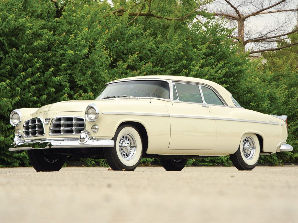 1955 Chrysler C 300 Coupe Motor City 2015 Rm Sotheby S Chrysler Classic Cars Coupe