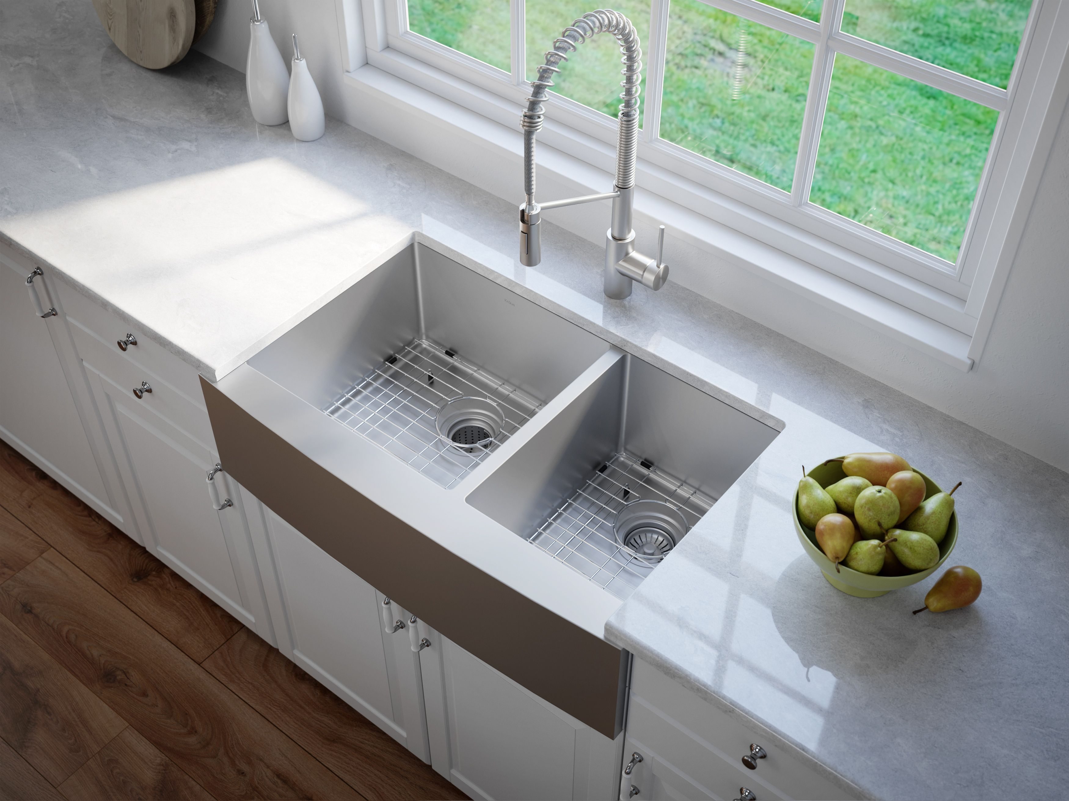 Double The Value We Have A Variety Of Farmhouse Sinks Click The
