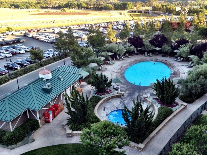 The Pool At Barona Casino Casino Resort Casino Hotel Hotels Near