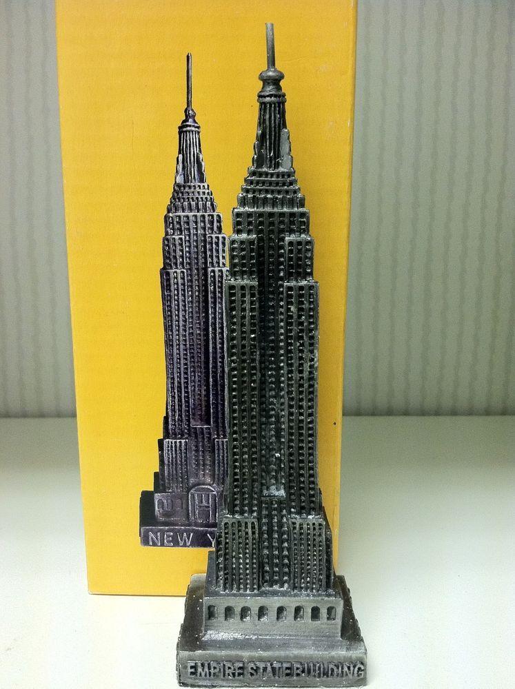Empire State Building Statue Figurine, 6 inches, New York