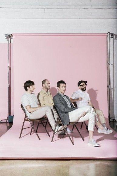 OK Go Announces Summer 2014 Tour Dates