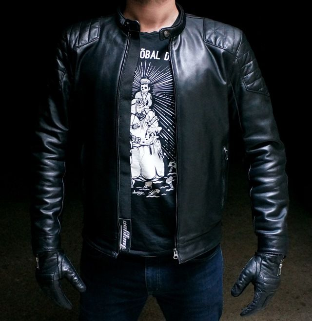 Furygan Russel Blouson moto vintage | Motorcycle Jackets