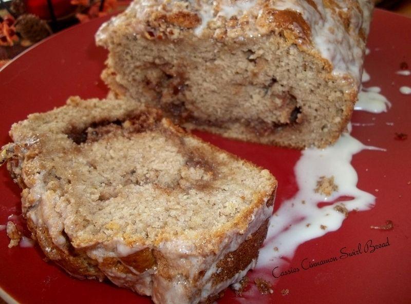 Cinnamon Bread - So Easy