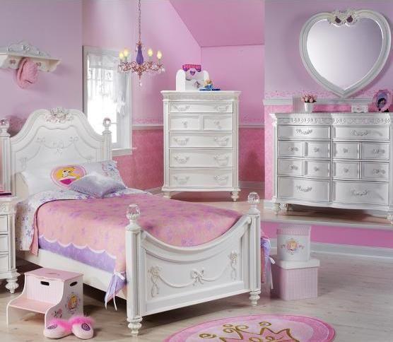 Resultado de imagen para habitaciones lujosas para mujer - Habitaciones infantiles disney ...