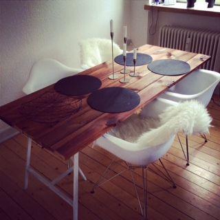 DIY spisebord