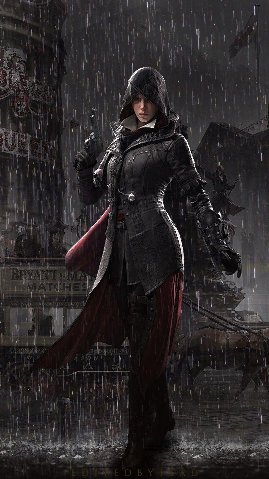 Wallpaper Wallz Gaming Wallpapers Assassins Creed Syndicate