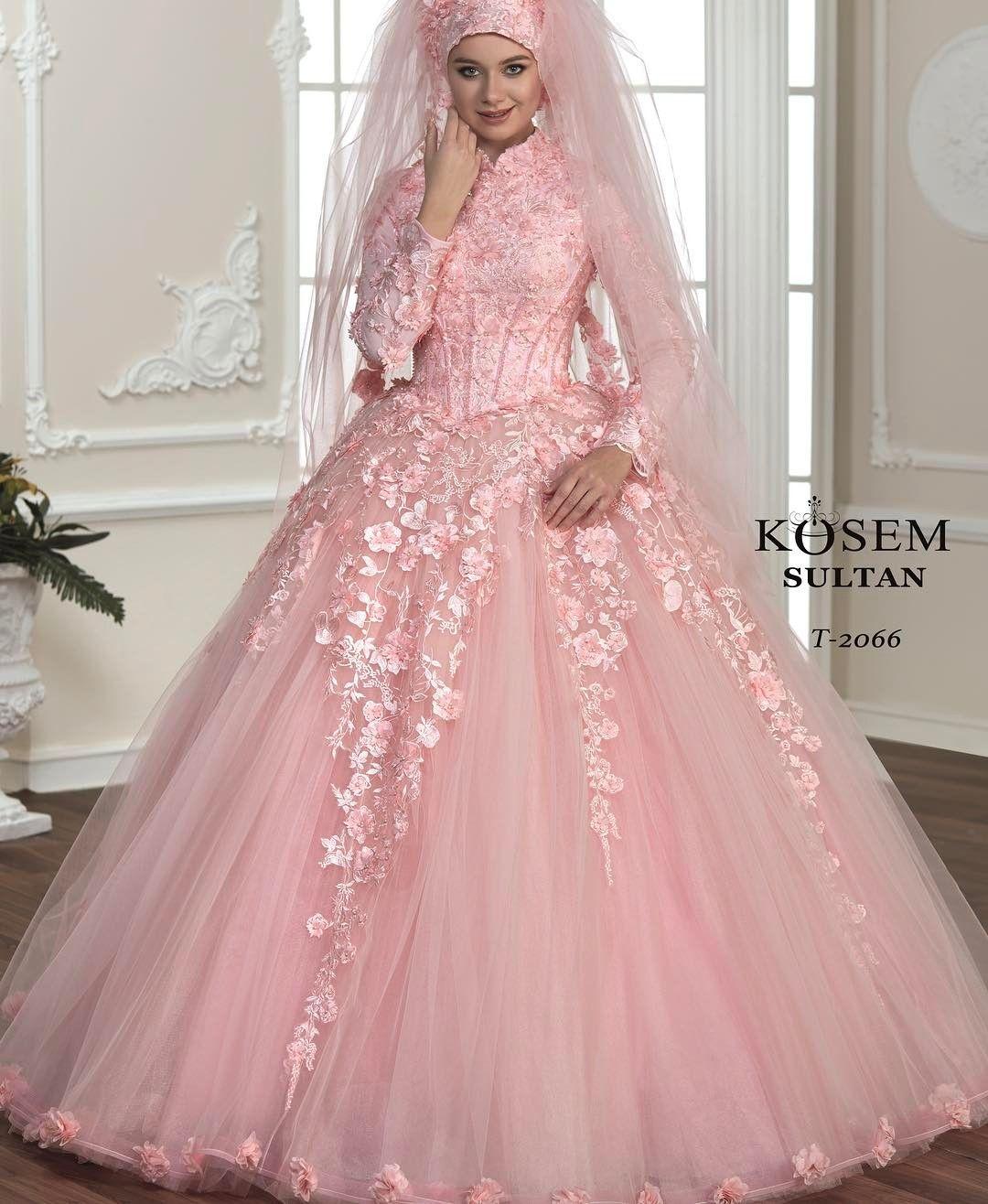 Gokhan Gulmez Adli Kullanicinin Muslim Wedding Dresses Panosundaki Pin Moda Stilleri Elbise Balo Elbisesi