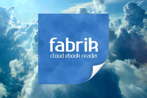 Fabrik is an ebook reader, that's linked to the cloud for all your ebooks. All you have to do is to link the app to Dropbox and Google Drive, load up some ebooks there et voila: the book appears in Fabrik.