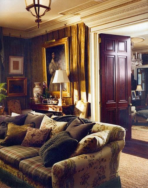 Decorate In Ivy League Preppy Style