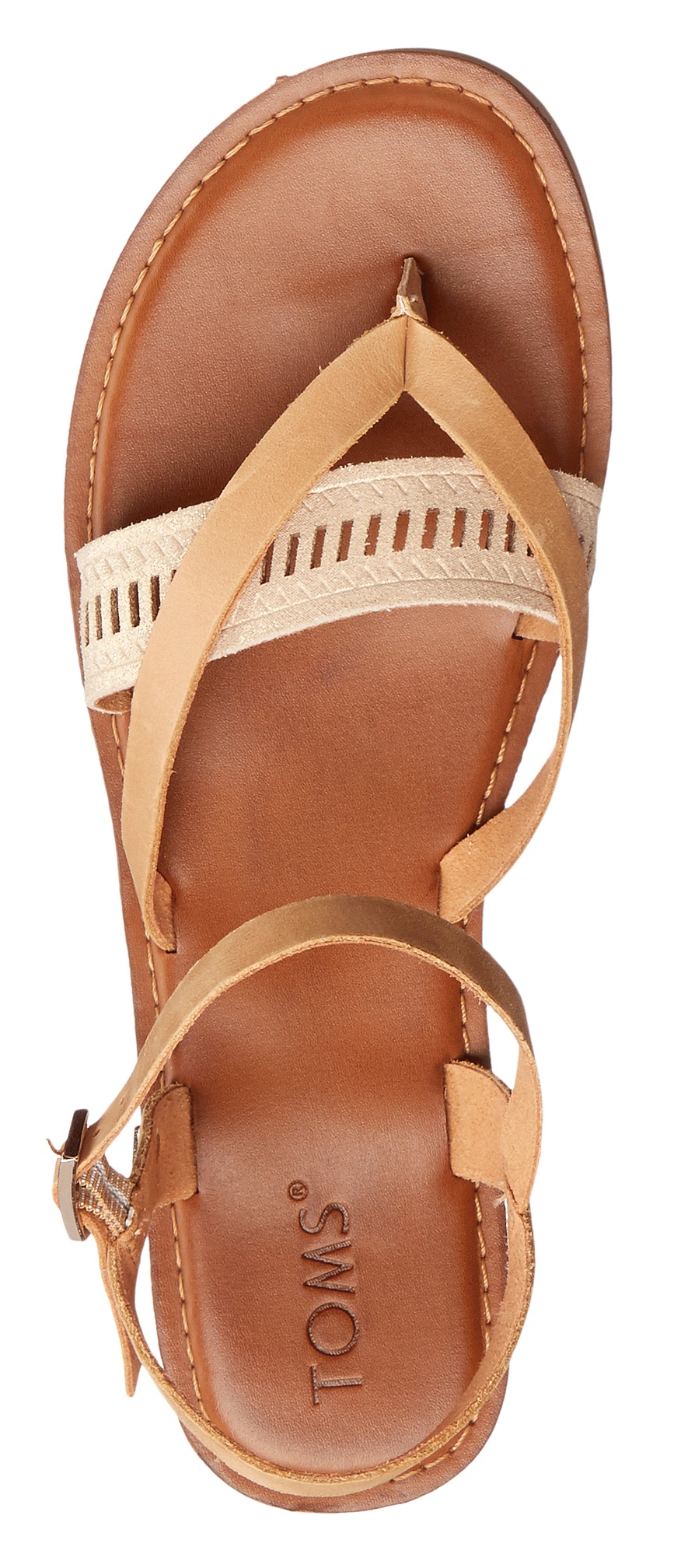 6ef6dad7dc9 Nude might be even better than white!!!...Except BLACK would be even  BETTER! TOMS Lexie Sandal