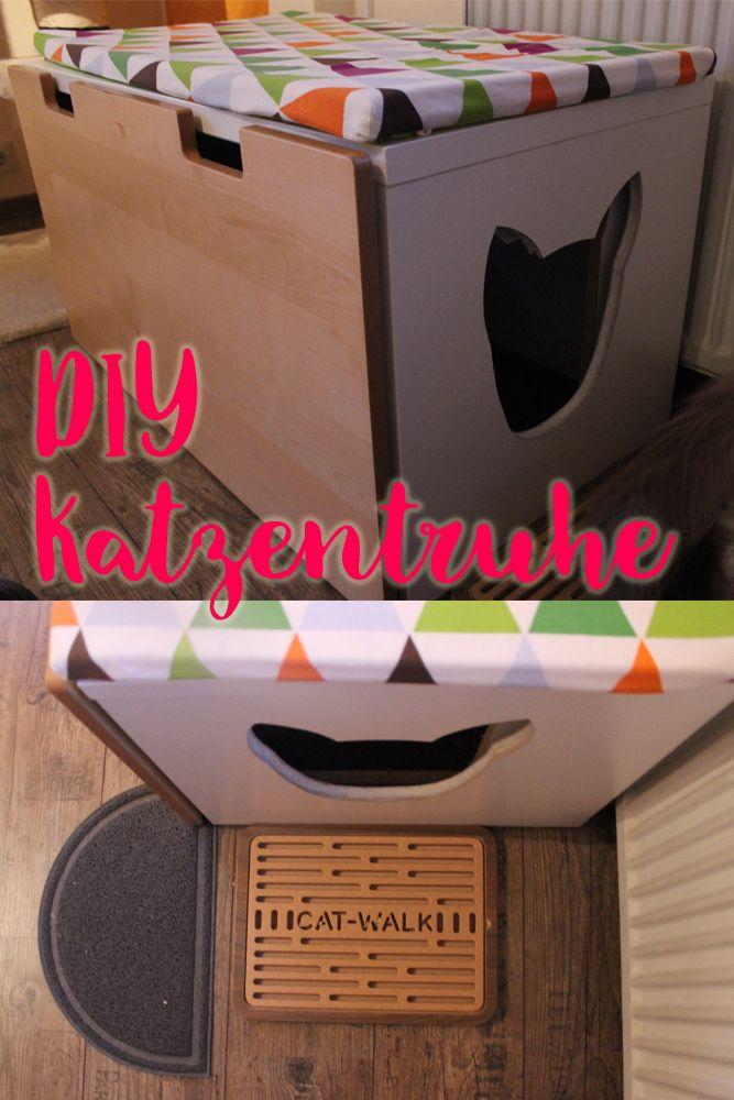 do it yourself 4 cats catbox katzentruhe bzw katzenklotruhe aus ikea truhe stuva ganz leicht. Black Bedroom Furniture Sets. Home Design Ideas