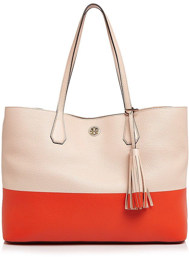 045883fe11a Tory Burch Color Block Perry Tote - 100% Bloomingdale s Exclusive ...