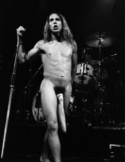 anthony kiedis dick