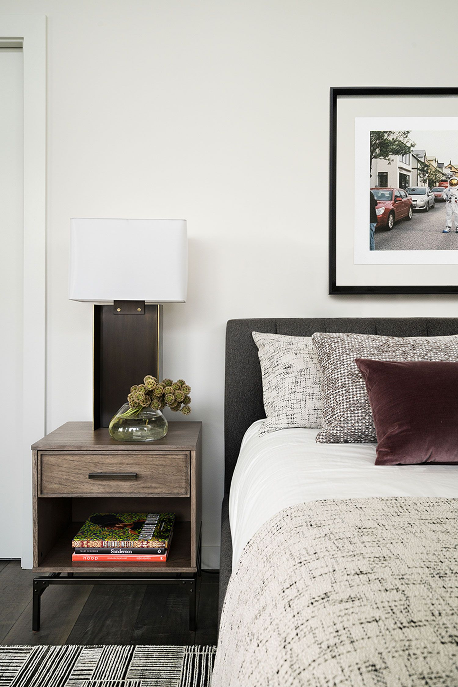 Modern Urban Loft Bedroom  Seattle WA  Urban Loft  Pinterest