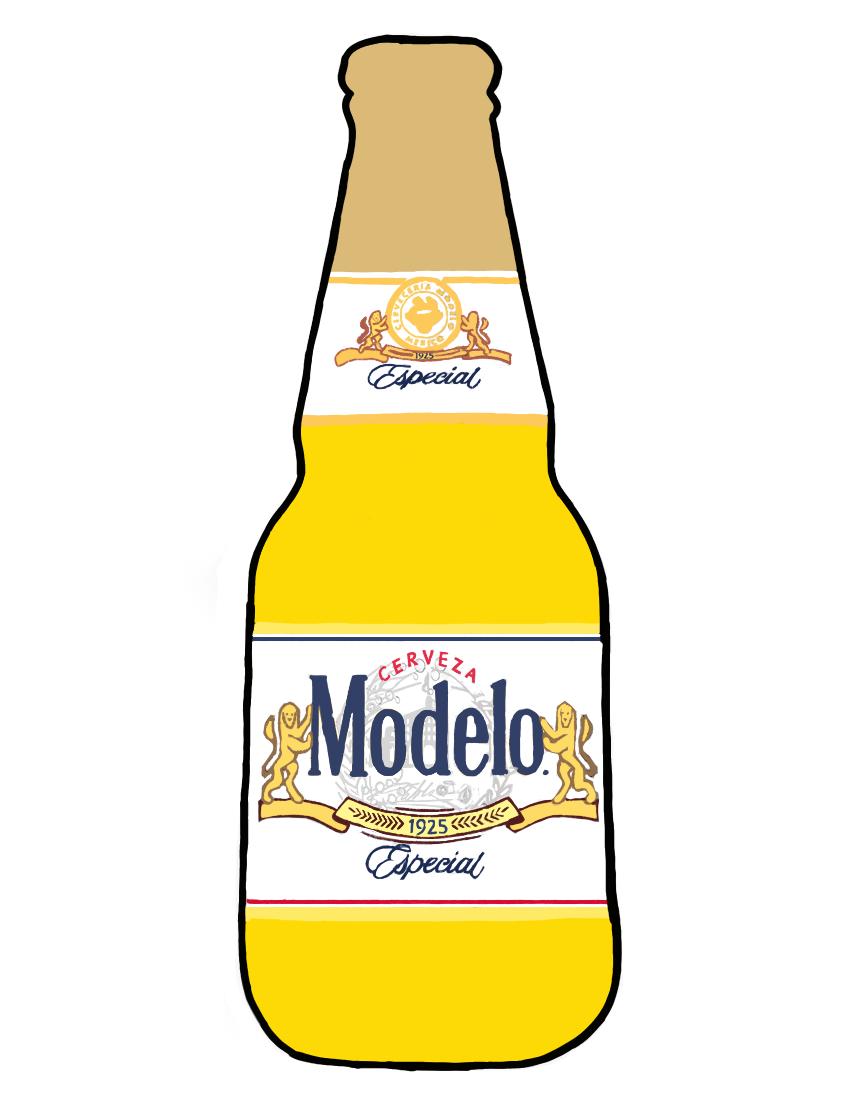 Procreate Beer Stickers Beer Bottle Drawing Beer Stickers Beer Drawing