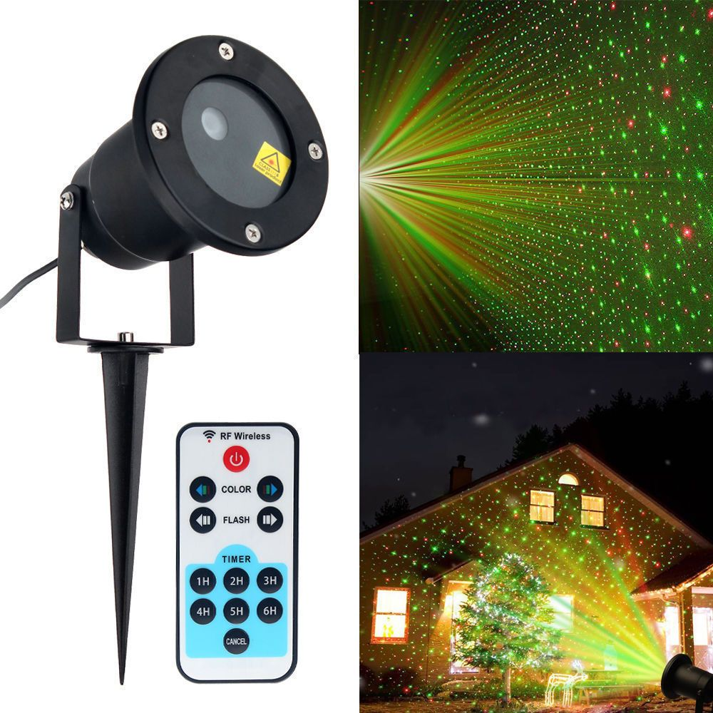 Number 2 Outdoor Moving Projector Laser Led Garden Christmas Light Stage Light Waterproo Outdoor Christmas Lights Outdoor Garden Lighting Outdoor Patio Lights