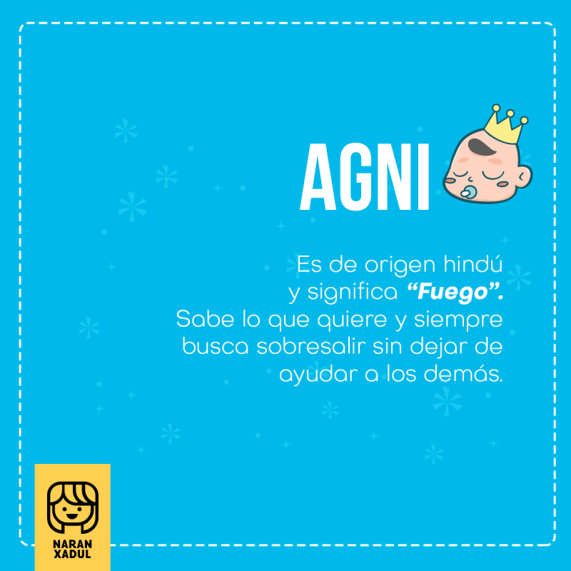 Agni significado de Agni en 2020   Nombres de bebes ...