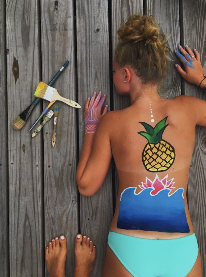 Pin By Alissa Baechler On Crafts Body Painting Body Art Painting Art Drawings Simple