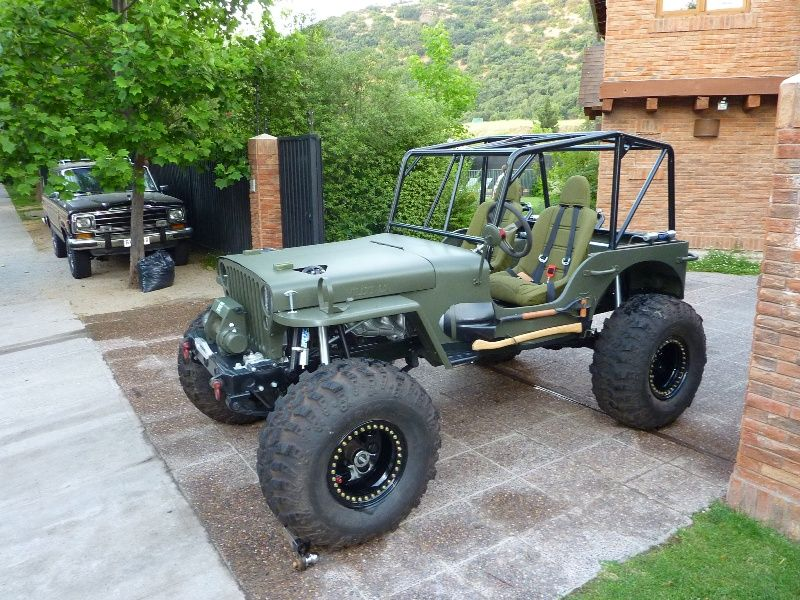 1942 Willys Mb Gen Iii Build Willys Jeep Willys Mb Offroad Jeep