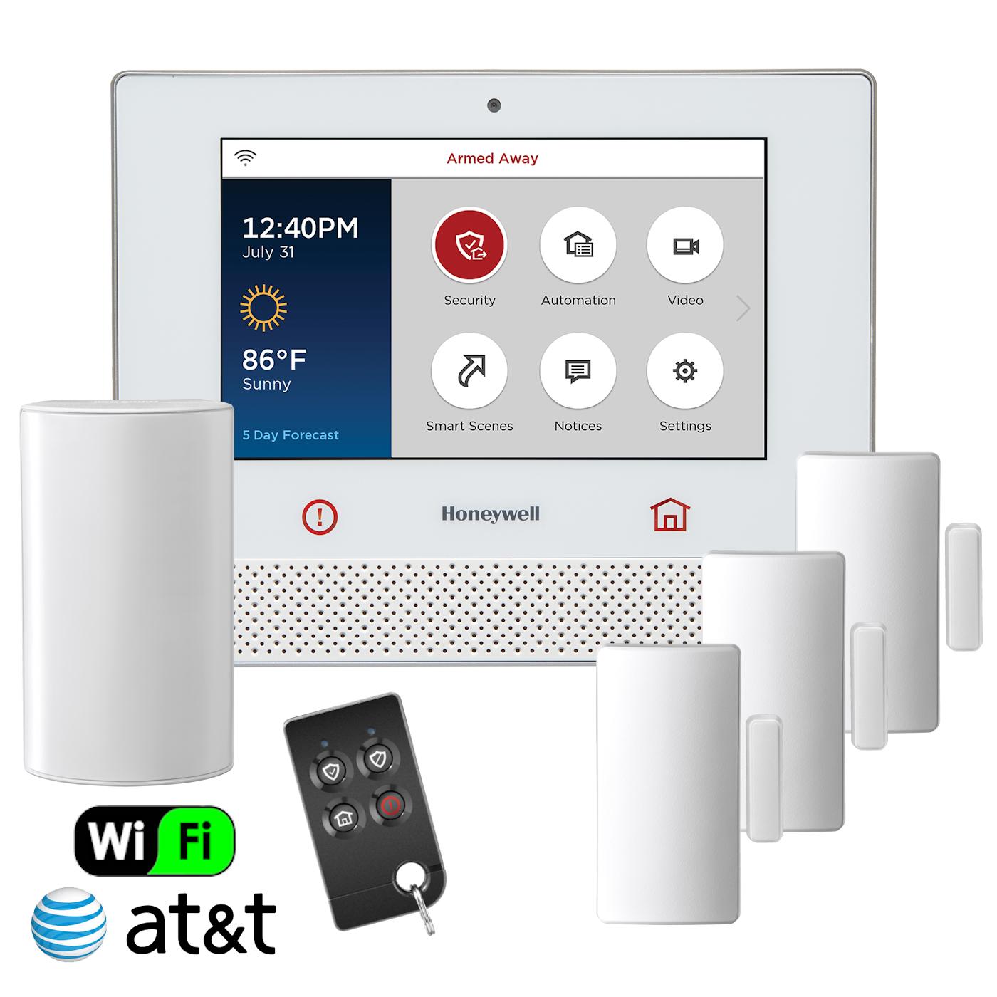Ring Alarm Wireless Panic Button-4AP1S9-0EN0 - The Home Depot