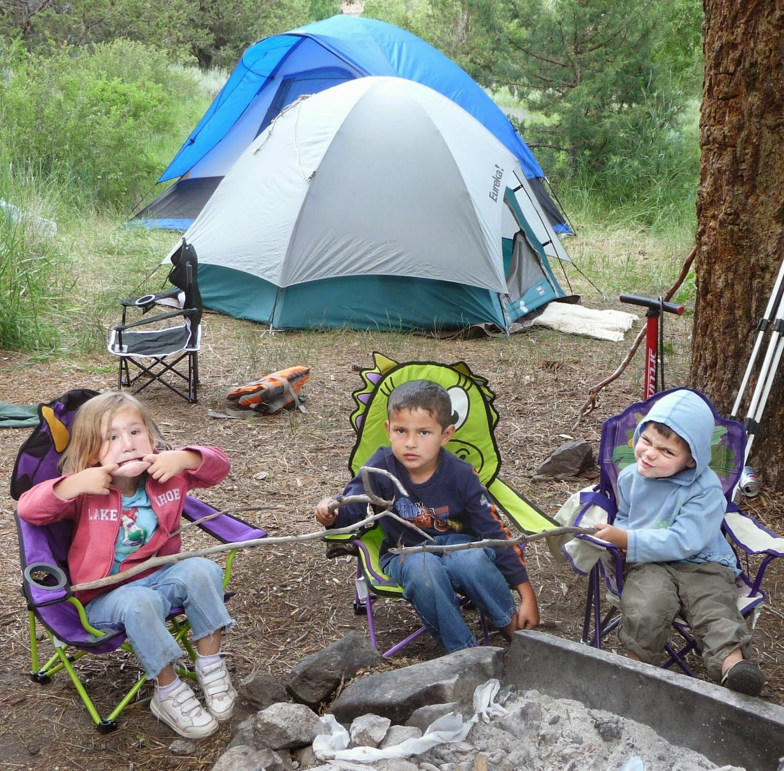 Cool Camping Gear Security And Safety Tips On With