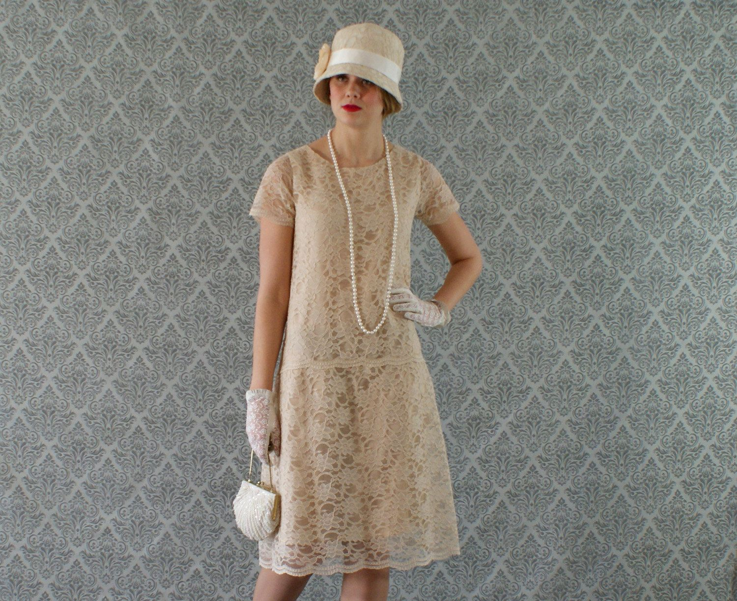 Popular items for downton abbey dress on Etsy | The Great Gatsby ...