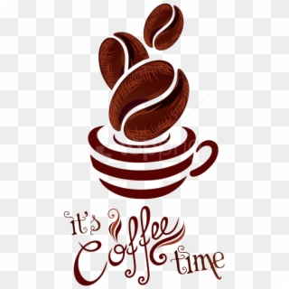 Download Coffee Logo Png Images Background It S Coffee Time Png Transparent Png Coffee Logo Png Images Image