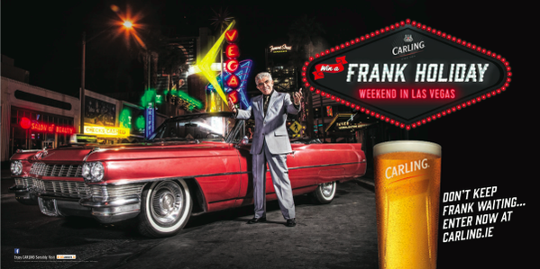 Win a trip for you & 2 mates to Vegas for the June Bank Holiday with Hollywood star Frank Vincent - http://www.competitions.ie/competition/win-a-trip-for-you-2-mates-to-vegas-for-the-june-bank-holiday-with-hollywood-star-frank-vincent/