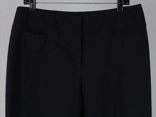 11.87$  Watch here - http://vitdz.justgood.pw/vig/item.php?t=68n5gq58829 - New York & Company Women's Black Stretch Pants Size 12 Average, Measures 32 x 29