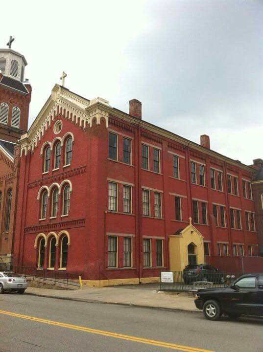 St Alphonsus School Now Demolished Wheeling West Virginia West Virginia Wheeling Wv
